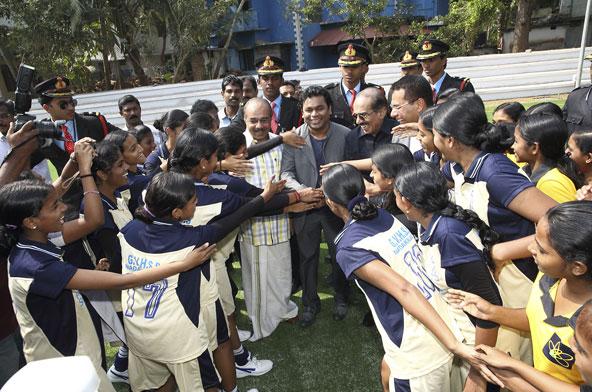 A R Rahman extends support
