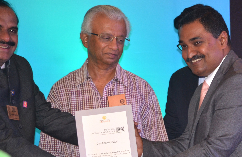 Rotary CSR Excellence Award