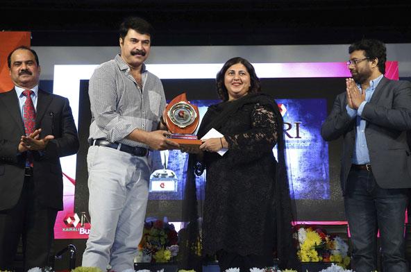 Kairali TV NRI Entrepreneur Award