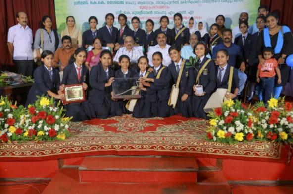 Kerala PCB awards